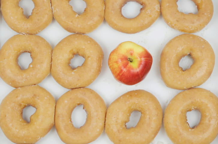 Weaning Yourself Off: How to Defeat Sugar Cravings in Just Five Easy Steps
