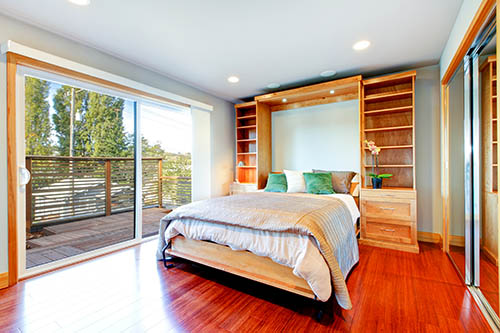 Bedroom Upgrades How To Decide Between Hardwood And Carpet For Your Bedrooms