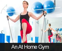 Build A Home Gym For Your New Year's Resolution