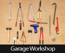 Creating The Perfect Garage Workshop