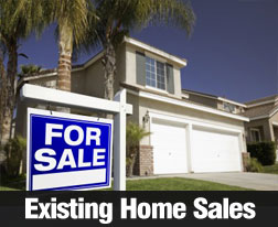 Existing Home Sales Dip to Lowest Level since May