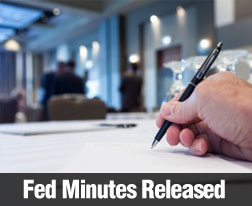 Fed Meeting Minutes Show Hope In Economic Growth