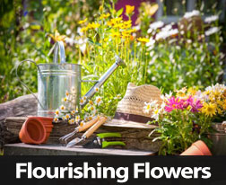 Simple Tips To Help Your Flowerbeds Flourish This Spring
