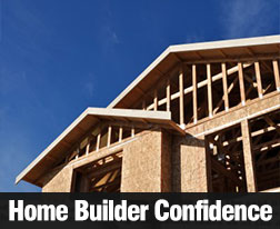 Home Builders Hold Great Confidence For New Homes Over Next 6 Months