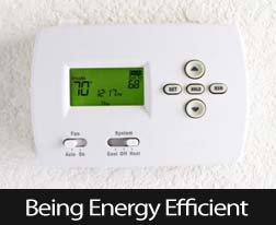 How To Be Energy Efficient This Fall