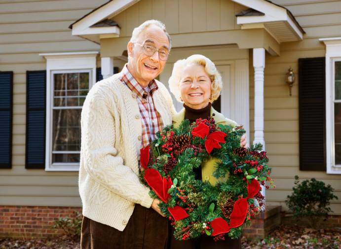 , How to Give the Ultimate Christmas Gift: Paying Off a Family Member's Mortgage, Laurie Chriest Interior Design, Laurie Chriest Interior Design