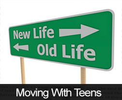 5 Important Tips To Help Smooth Your Move With Teens