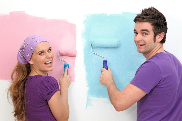 Pre-sale Painting: Color Combinations to Use – and Avoid – when Painting Your Home