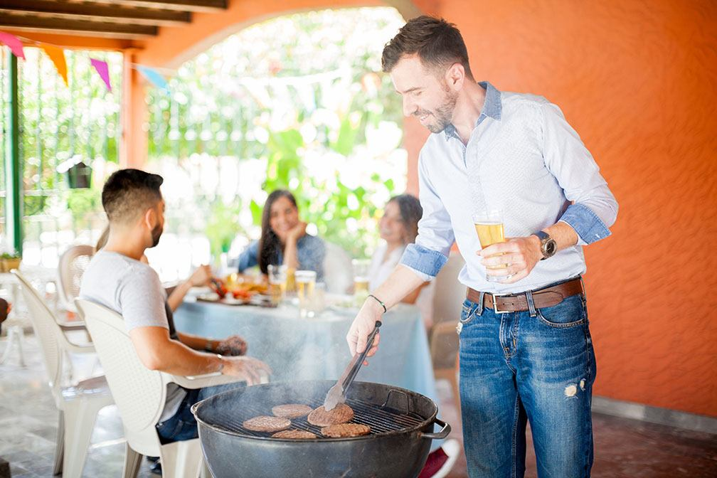 Squad Goals: 4 Steps to Throwing a Patio Party Your Friends Never Forget