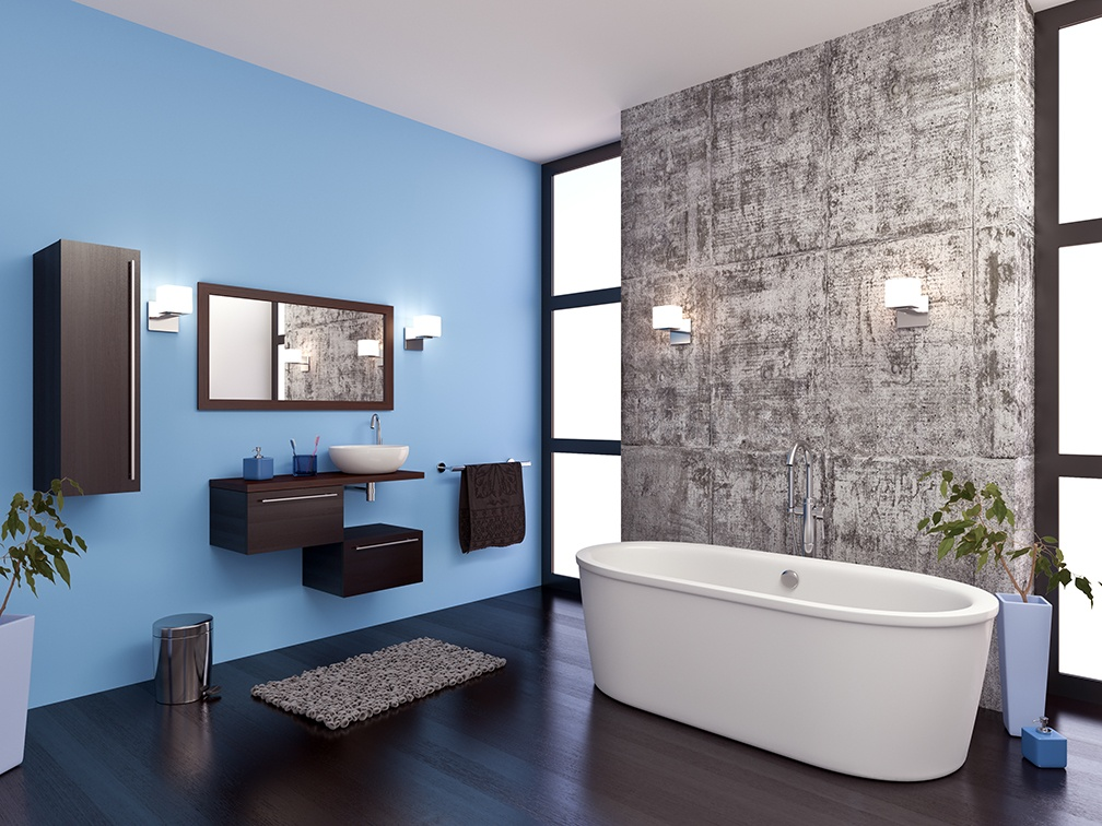Take Your Bathroom From 'Drab' to 'Fab' With These Do-it