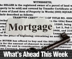 What's Ahead For Mortgage Rates This Week: March 18th, 2013