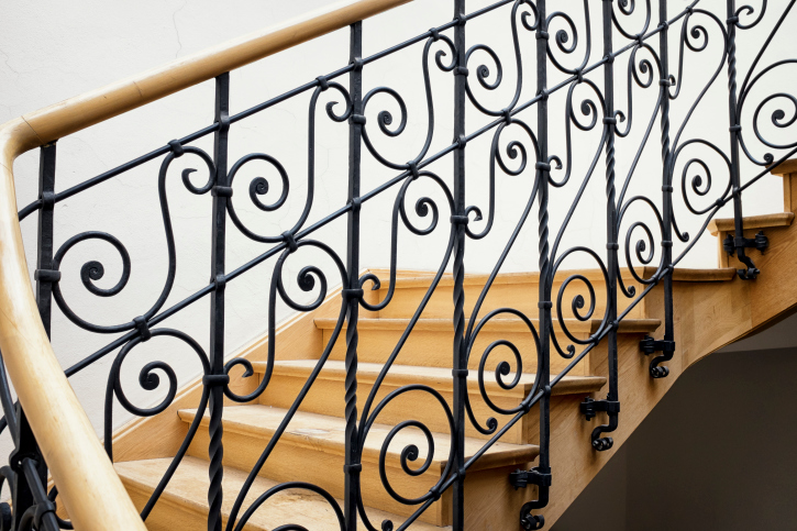 Wrought Iron: A Simple, Strong, and Beautiful Addition to Any Modern Home