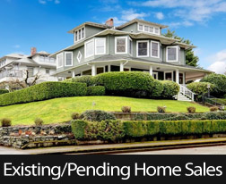 Get The Low Down On Pending And Existing Home Sales This Month